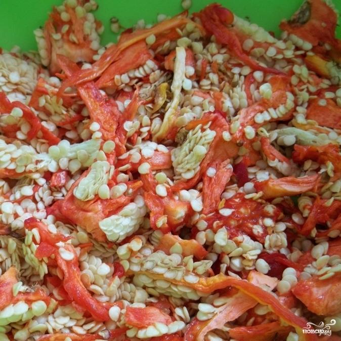 Рецепт Аджика из помидоров