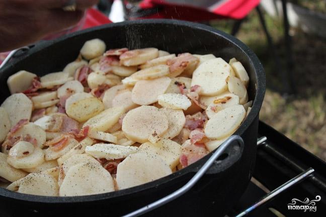 Картофель по-итальянски - фото шаг 4