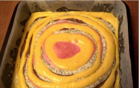 """Торт """"Квадратный"""" - фото шаг 8"""