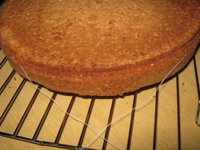 """Торт """"Шкатулка"""" - фото шаг 3"""
