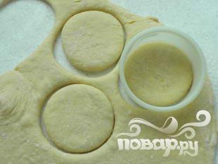 Пончики с джемом - фото шаг 3