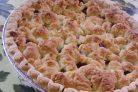 Бабушкин пирог с ягодами