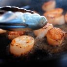 Рецепт Паста с морепродуктами и помидорами