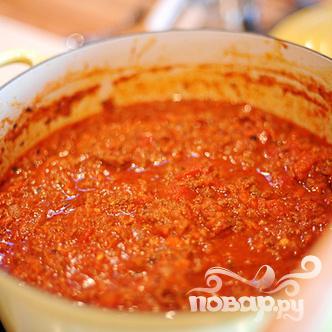 Говядина в болонском соусе - фото шаг 22