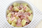 Салат из картофеля без майонеза