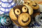 Кексы в виде обезьяны
