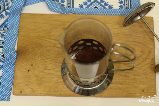 Кофе с зефиром - фото шаг 1