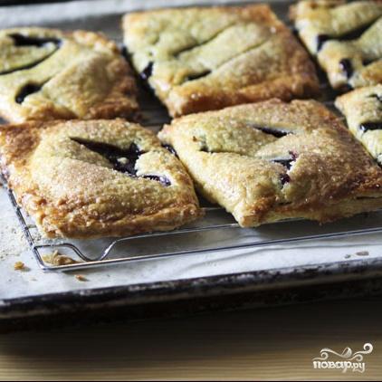 Пирожки с начинкой на выбор - фото шаг 6