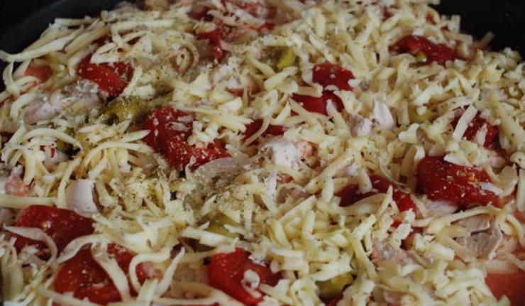 куриная грудка в духовке пп рецепт под сыром