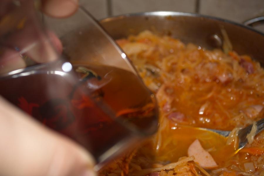 Мясо по-староуральски - фото шаг 10