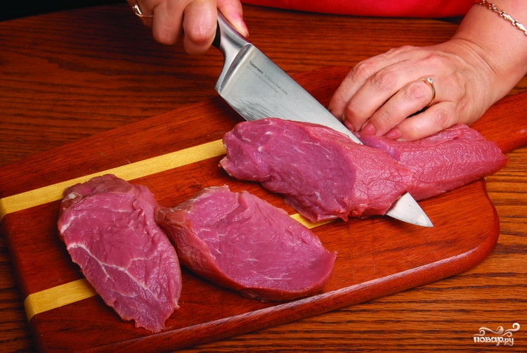 Рецепт Мясо по-чешски