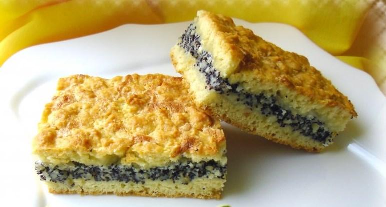 Торт с маком и орехами - фото шаг 8