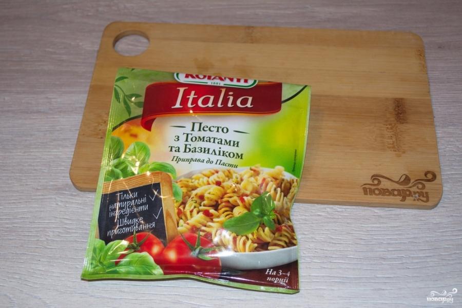 Индейка с брокколи в сливочном соусе - фото шаг 4
