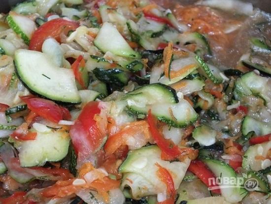 Салат с болгарским перцем рецепт с фото пошаговое фото