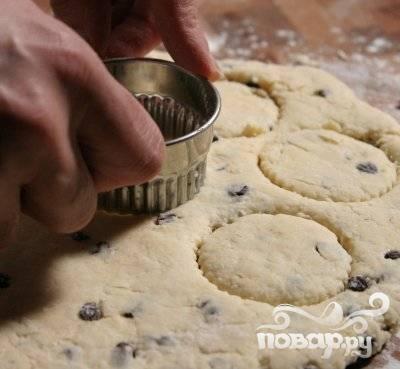 Смородиновые булочки - фото шаг 5