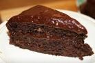 Торт Дьявольское пирожное