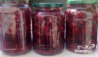 Варенье из вишни пятиминутка - фото шаг 5