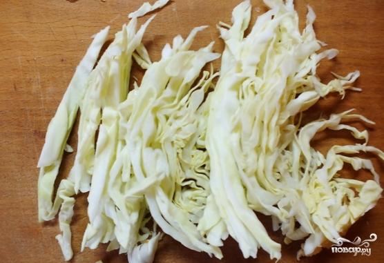 Шампиньоны тушеные с овощами - фото шаг 1