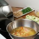 Рецепт Овощной суп по-провански