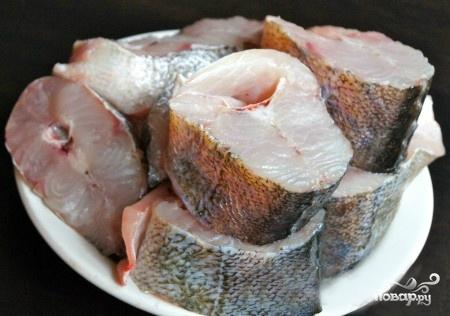 Рецепт Рыба под маринадом в мультиварке