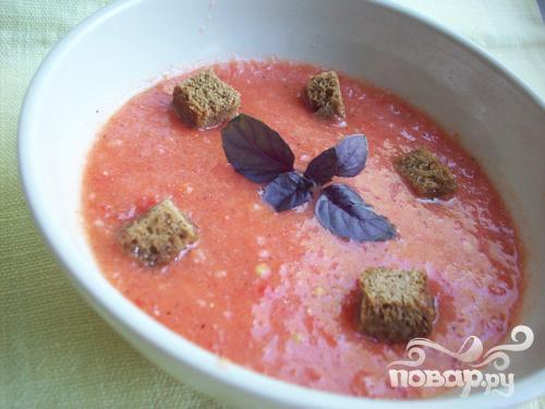 рецепт суп из фасоли простой рецепт