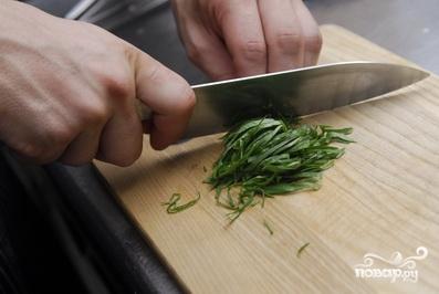 Спагетти с помидорами черри - фото шаг 6