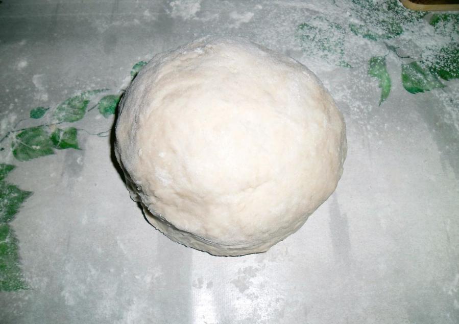 Пирожки с печенью жареные - фото шаг 4