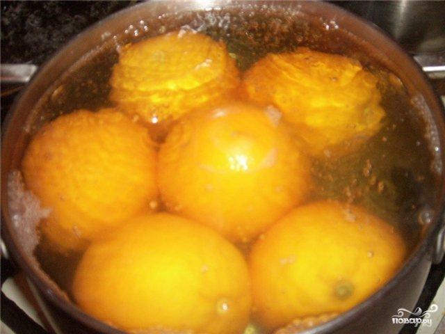Варенье из апельсинов - фото шаг 1