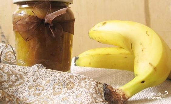 Рецепт Варенье из бананов в хлебопечке