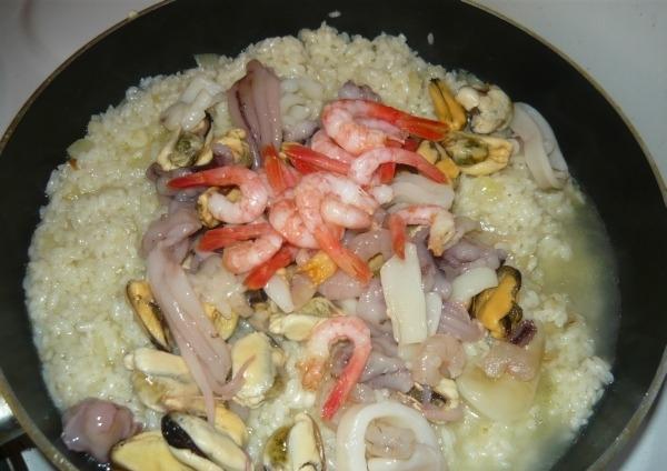 Рис на сковороде - фото шаг 5