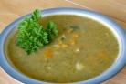Суп с копченостями в мультиварке