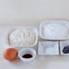 Рецепт Ванильно-лавандовые коржики