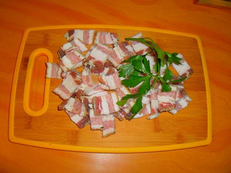 Паштет из куриной печени с овощами - фото шаг 2