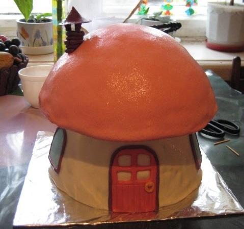"""Торт """"Феи"""" - фото шаг 30"""