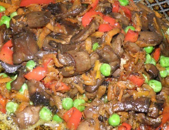 Рулет из мяса в духовке - фото шаг 2