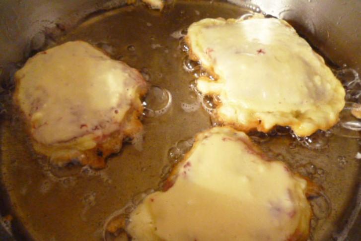 Мясо в сырном кляре   - фото шаг 7
