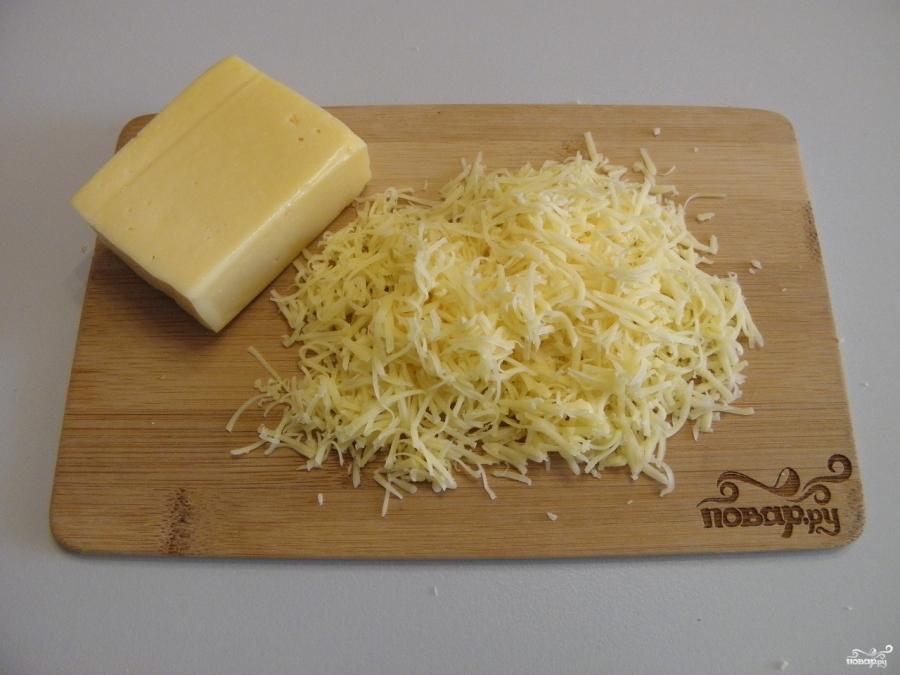 Кукурузная каша с сыром - фото шаг 3