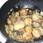 Рецепт Утка, запеченная с грибами и картофелем