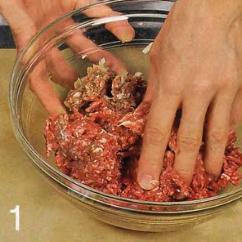 Аргентинское мясное рогу - фото шаг 1