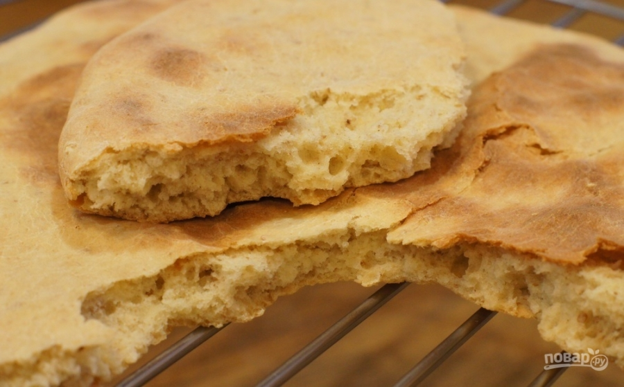 Армянский лаваш в домашних условиях - кулинарный рецепт