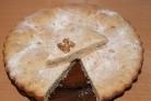 Пирог-минутка в духовке