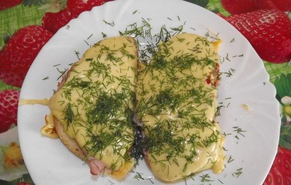 Бутерброды в мультиварке - фото шаг 3
