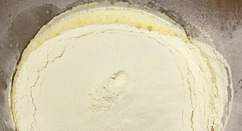 Осетинский пирог тесто пошаговый рецепт