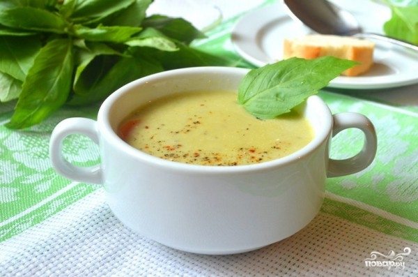 Крем-суп из индейки - фото шаг 6