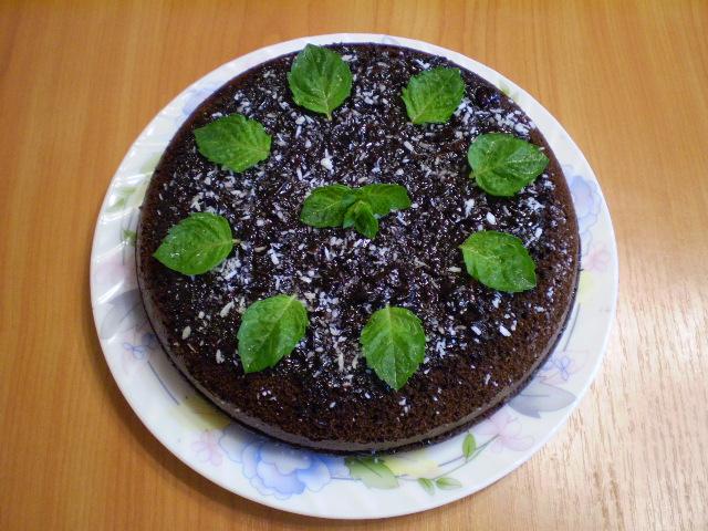 Быстрый торт - фото шаг 12
