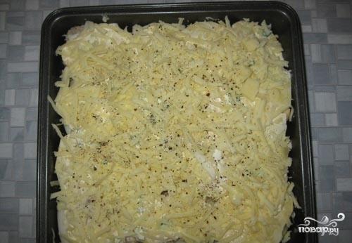 Пирог с груздями и картошкой - фото шаг 18