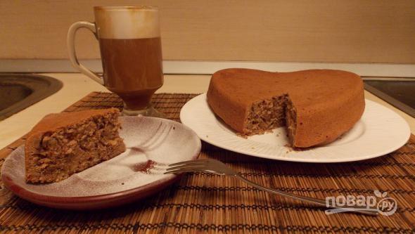 Чайный пирог