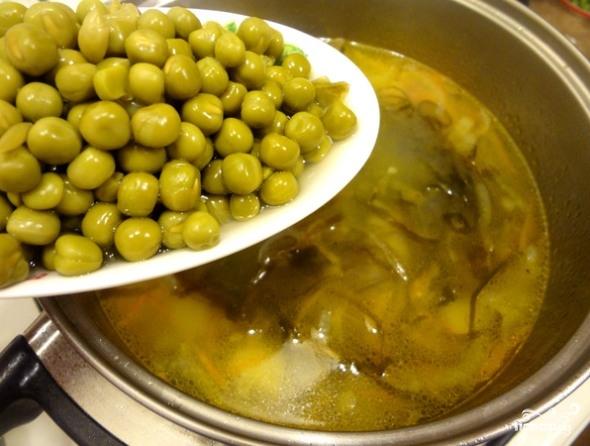 Суп из морской капусты - фото шаг 7