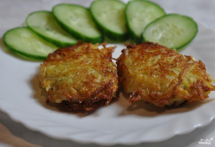 Рыба в картофельной корочке - фото шаг 5