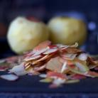 Рецепт Перевернутый яблочный пирог с медом и имбирем